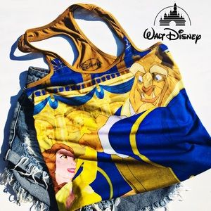 Disney Beauty and the Beast Tank AND Watch